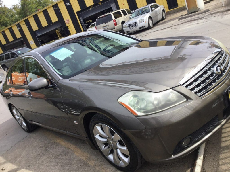 INFINITI M35 2007 price $1,525