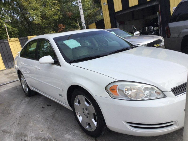 Chevrolet IMPALA 2006 price $2,025 Down