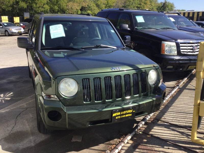 JEEP PATRIOT 2009 price $1,025