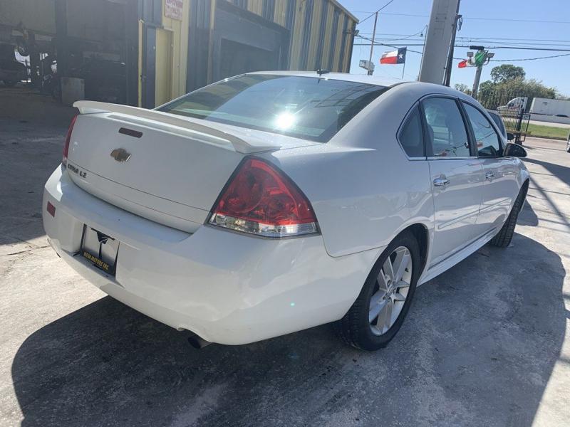 Chevrolet IMPALA 2013 price $1,025 Down