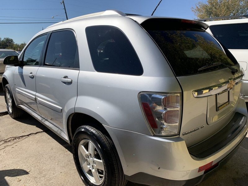 Chevrolet EQUINOX 2009 price $725 Down