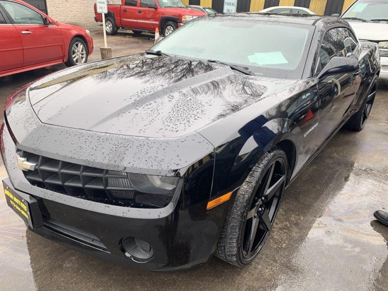 Chevrolet CAMARO 2012 price $2,525 Down