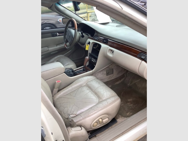 CADILLAC SEVILLE 2002 price $199