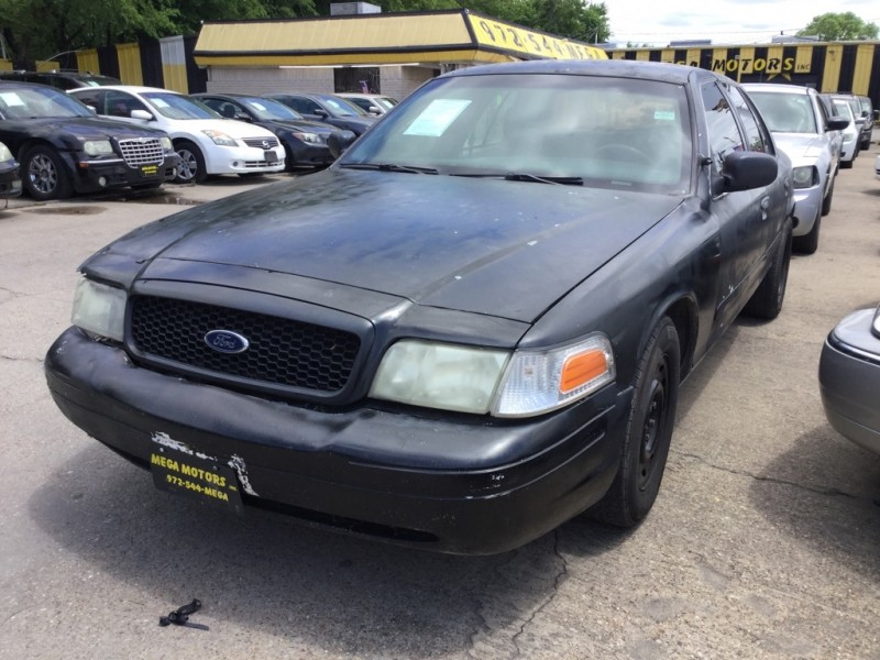 FORD CROWN VICTORIA 2007 price $500