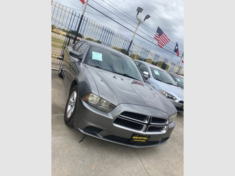 DODGE CHARGER 2012 price $2,525