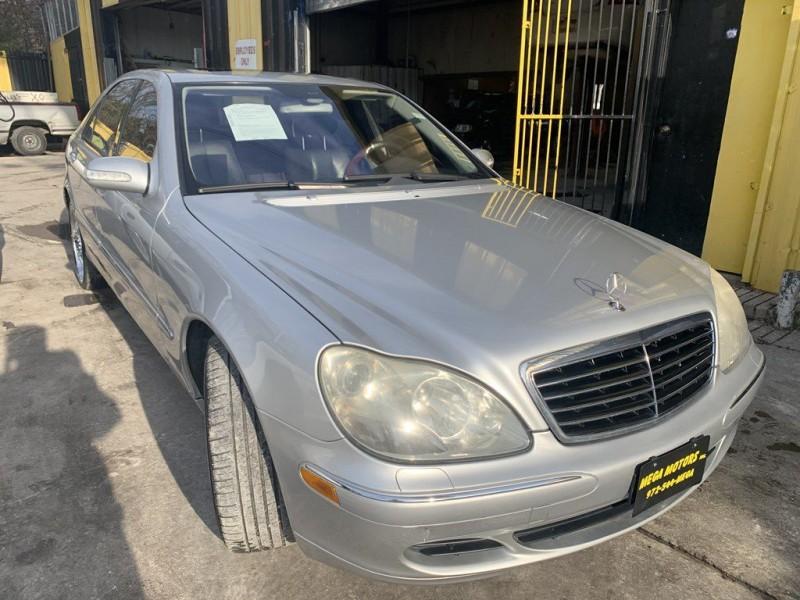 Mercedes-Benz S-CLASS 2004 price $1,025 Down