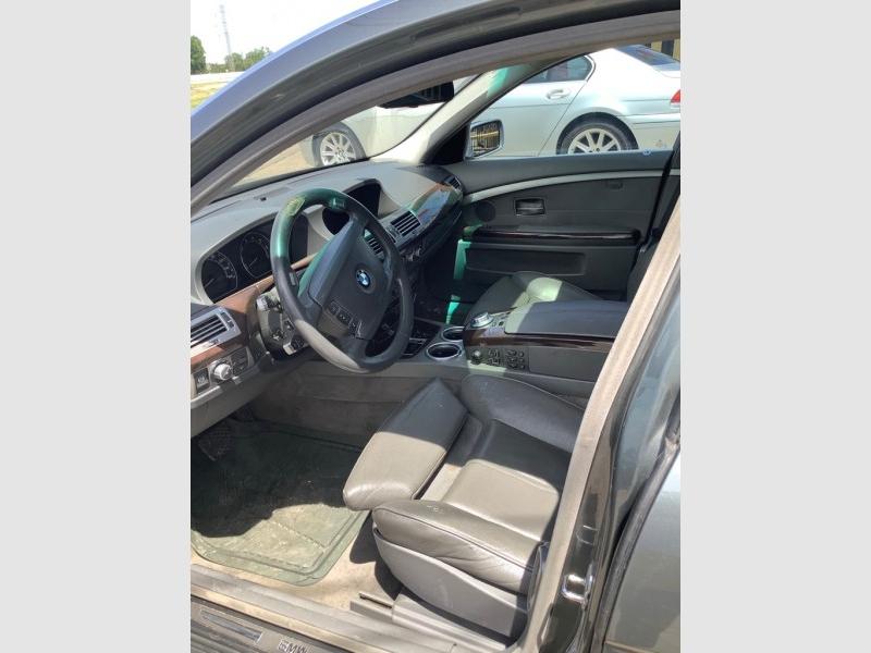 BMW 750 2007 price $1,725