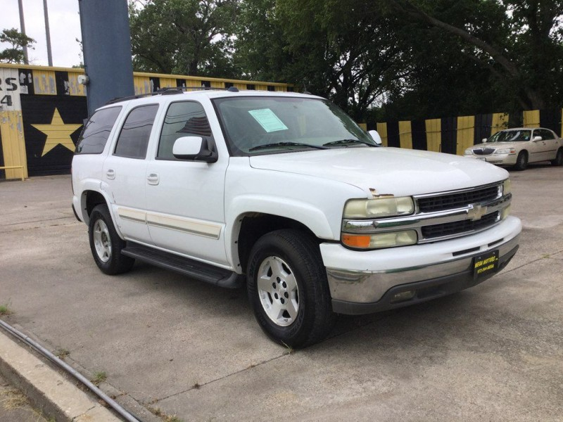 CHEVROLET TAHOE 2005 price $825