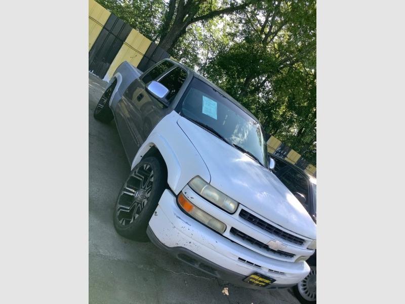 GMC NEW SIERRA 2001 price $825