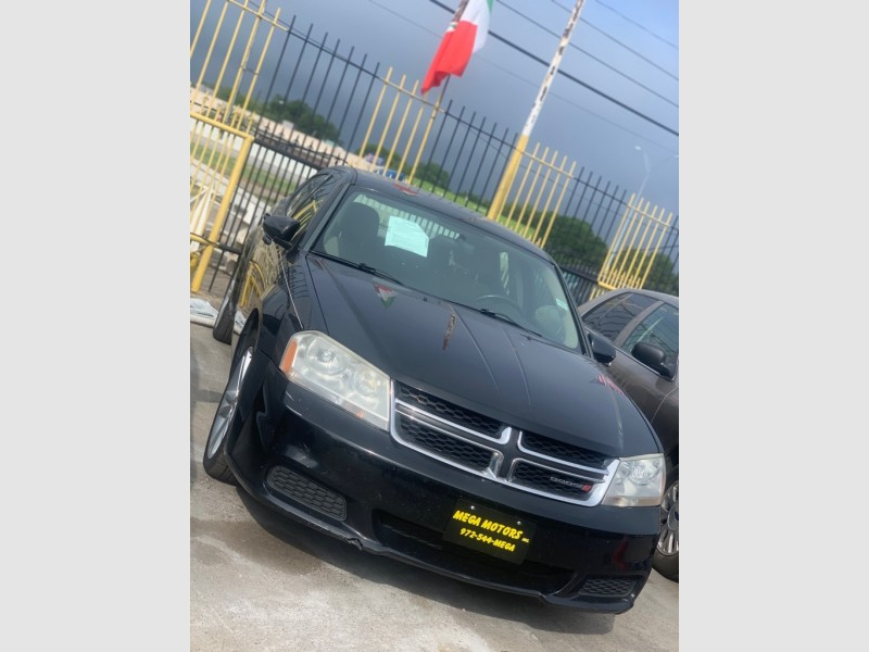 DODGE AVENGER 2012 price $1,025