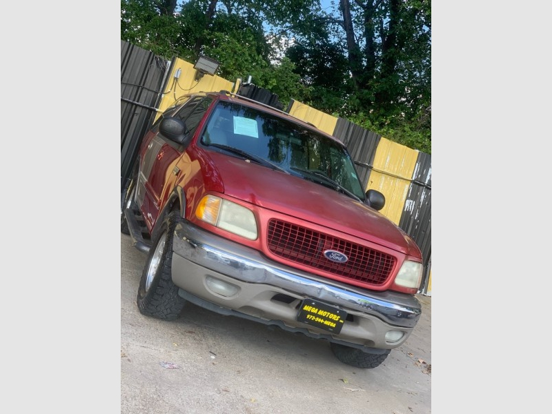 FORD EXPEDITION 2001 price $825