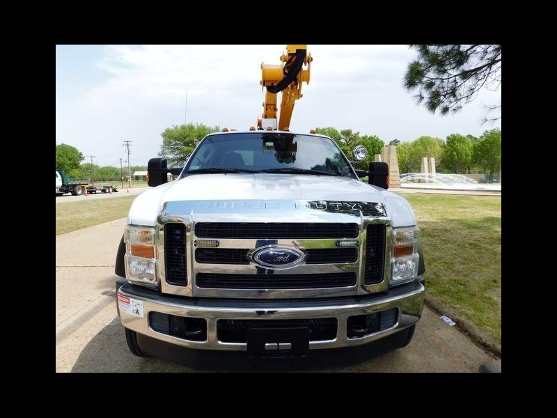 2009 Ford Super Duty F-550 DRW 1-Owner ETI ETC 37 IH 42' WH Diesel 51k-Miles
