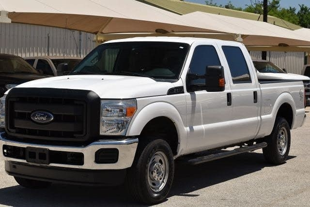 Ford F-250SD 2016 price $18,899
