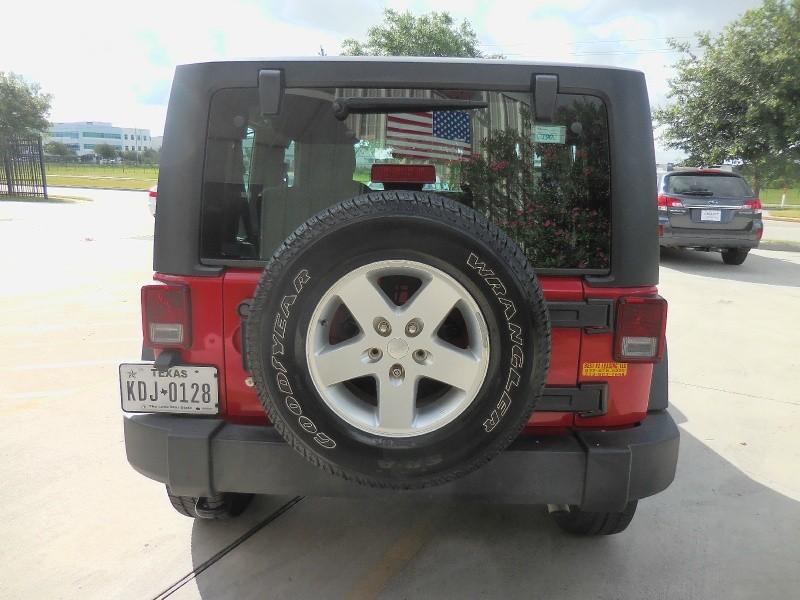 Jeep Wrangler 2015 price $18,500