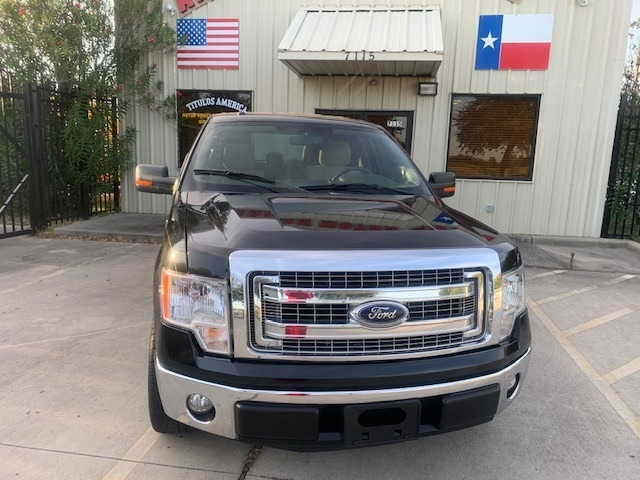 Ford F-150 2014 price $8,900 Cash