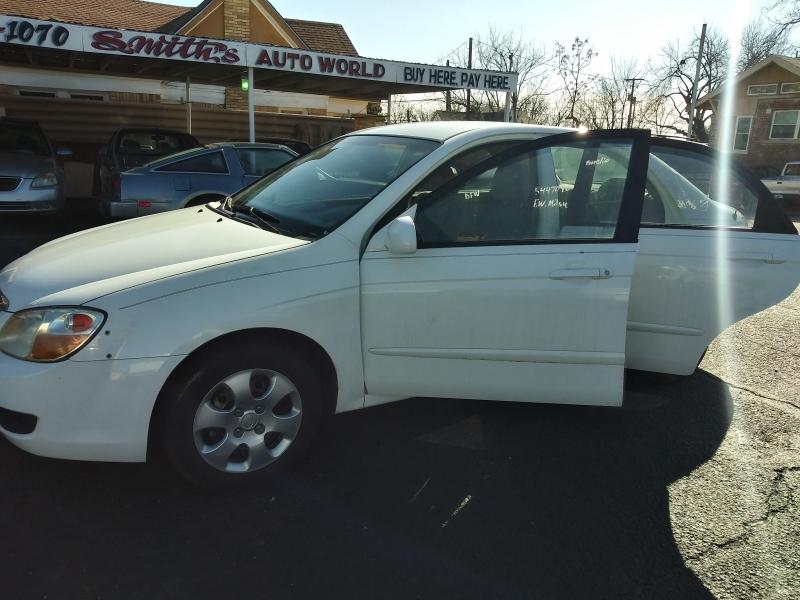 Kia Spectra 2007 price $2,700