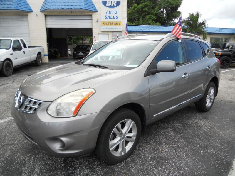 NISSAN ROGUE 2012 price $8,949