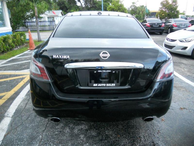 NISSAN MAXIMA 2012 price $8,549