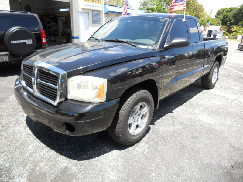 DODGE DAKOTA 2007 price $5,900