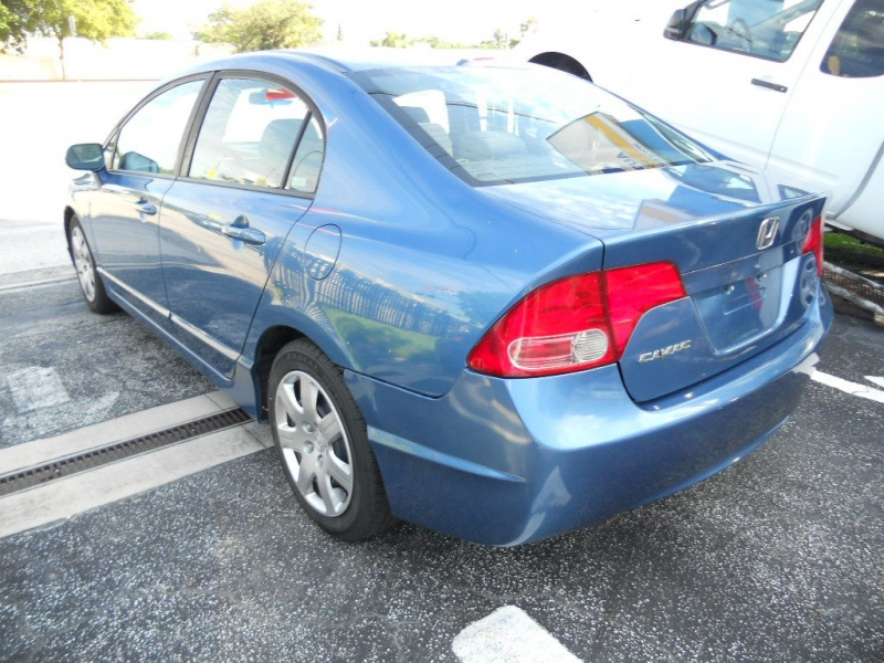 HONDA CIVIC 2008 price $5,900
