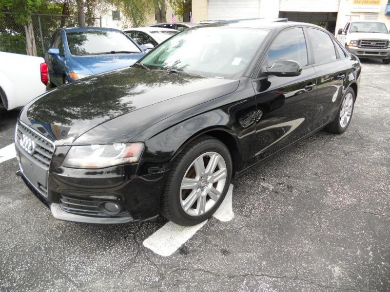 AUDI A4 2011 price $7,500
