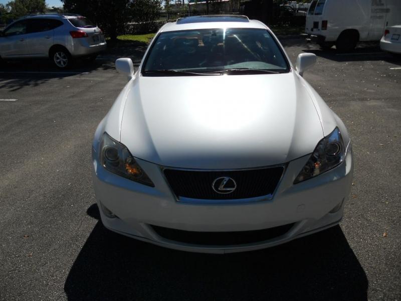 LEXUS IS 2008 price $7,500