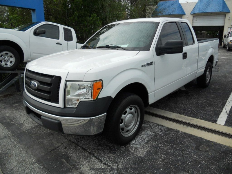 FORD F150 2012 price $9,500