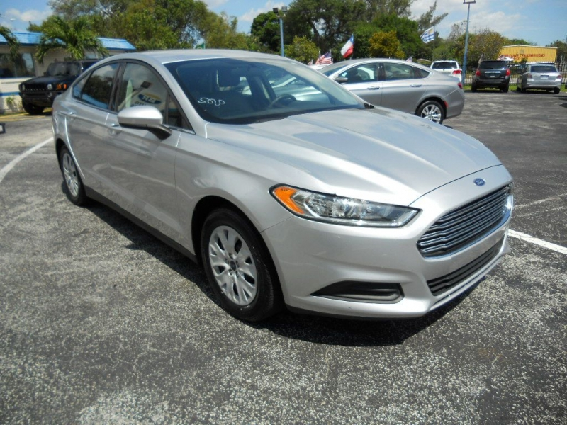 FORD FUSION 2014 price $6,900