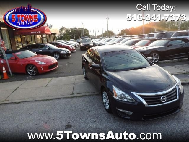 2013 Nissan Altima 2.5 S - Inventory | 5 towns drive | Auto ...