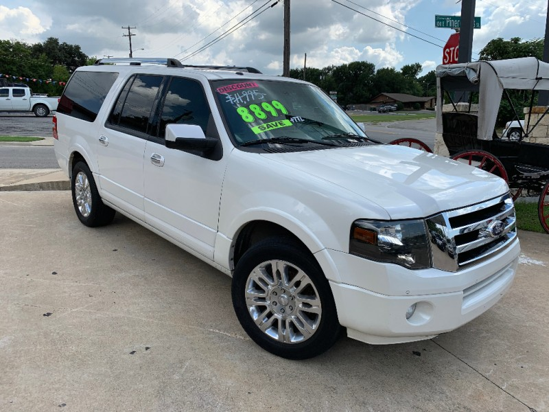 Ford Expedition EL 2013 price $8,899 Cash