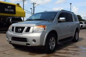 Nissan Armada 2008