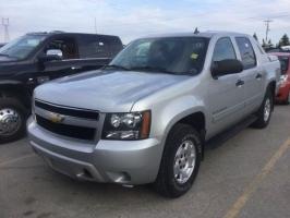 Chevrolet Avalanche 2011