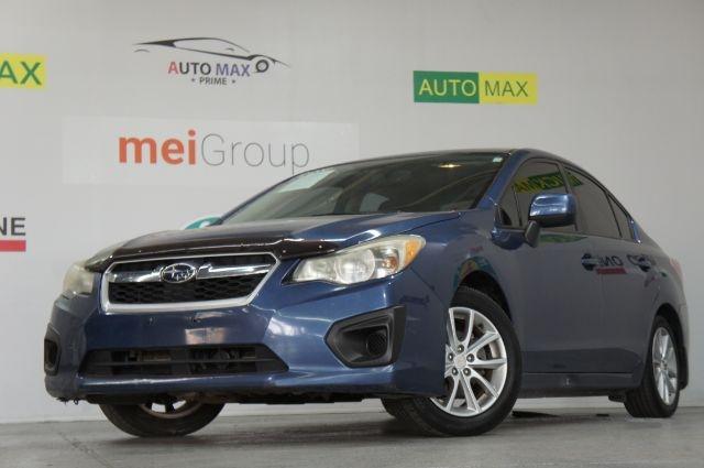 Subaru Impreza Sedan 2012 price Call for Pricing.