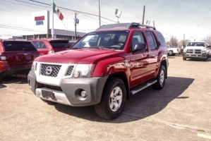 Nissan Xterra 2009