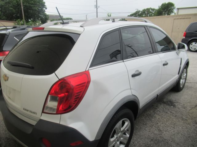 Chevrolet Captiva Sport Fleet 2014 price Call for Pricing.