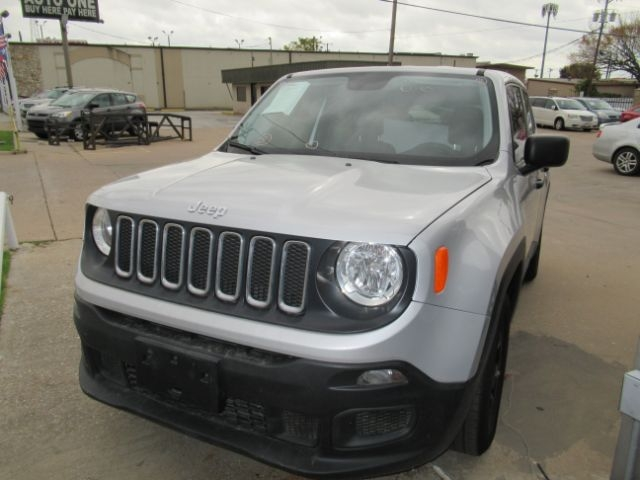 Jeep Renegade 2017 price Call for Pricing.