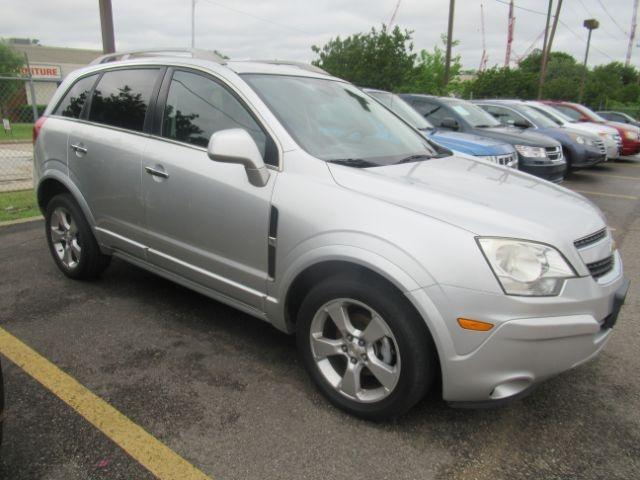 Chevrolet Captiva Sport Fleet 2014 price Call for Pricing.