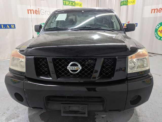 Nissan Titan 2008 price Call for Pricing.