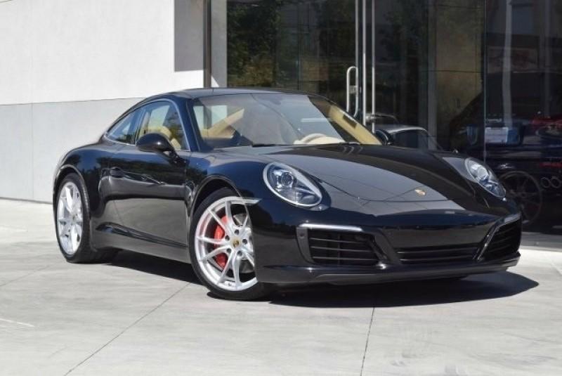 Porsche 911 2017 price $105,500