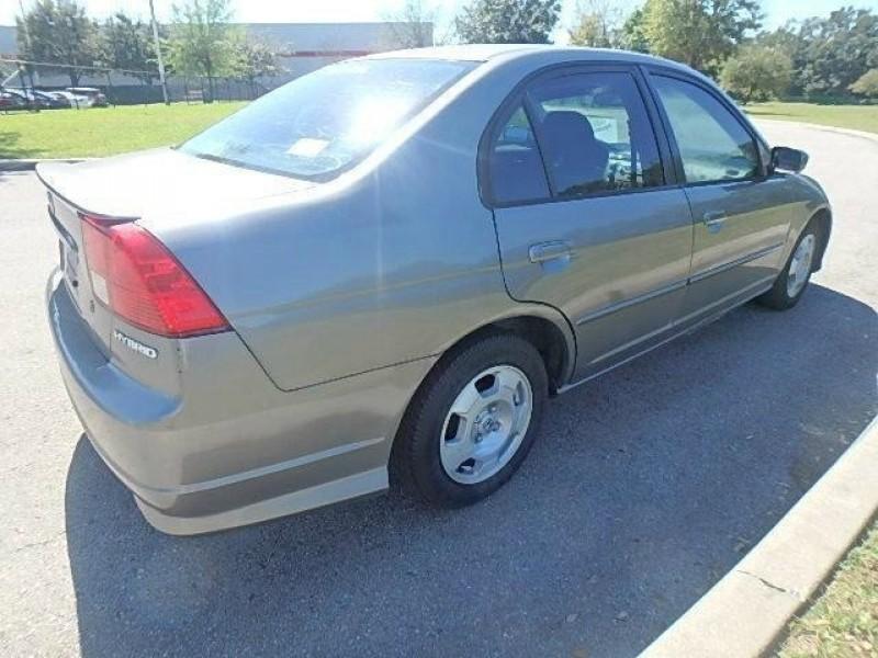Honda Civic Hybrid 2005 price $25,000
