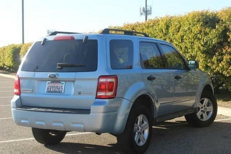 2008 ford escape 4wd 4dr i4 hybrid