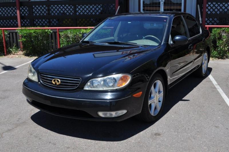INFINITI I35 2003 price Call for Pricing.