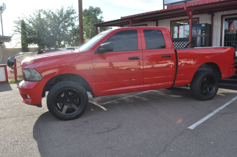 Ram 1500 2012 price $14,495
