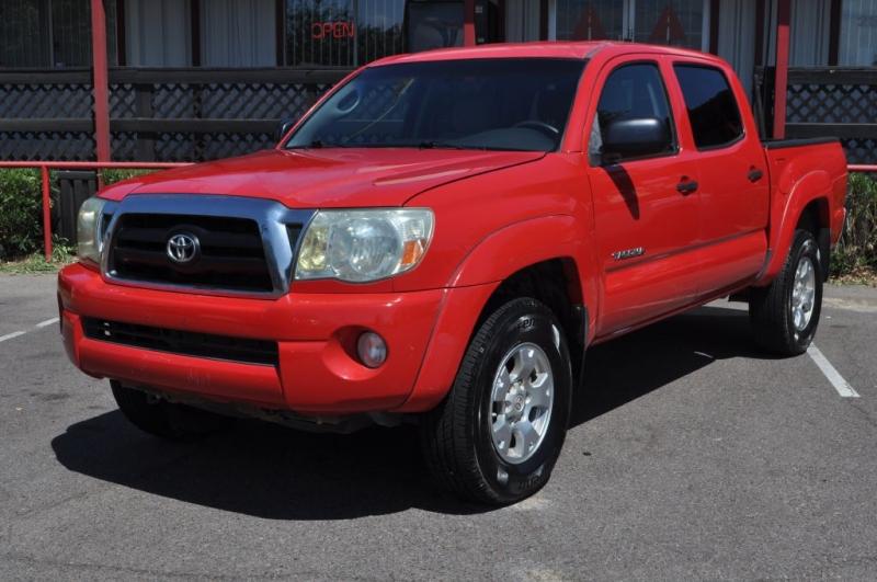 Toyota Tacoma 2007 price $13,272