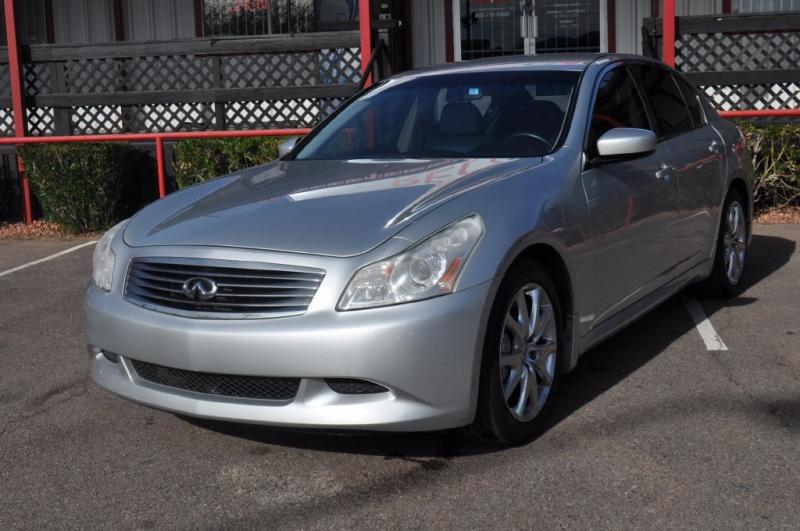 INFINITI G37 Sedan 2009 price $5,971
