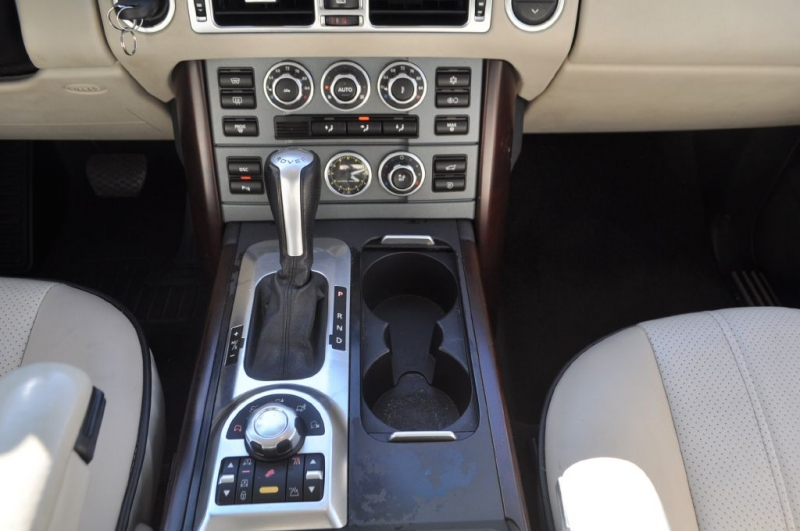 Land Rover Range Rover 2007 price $6,995