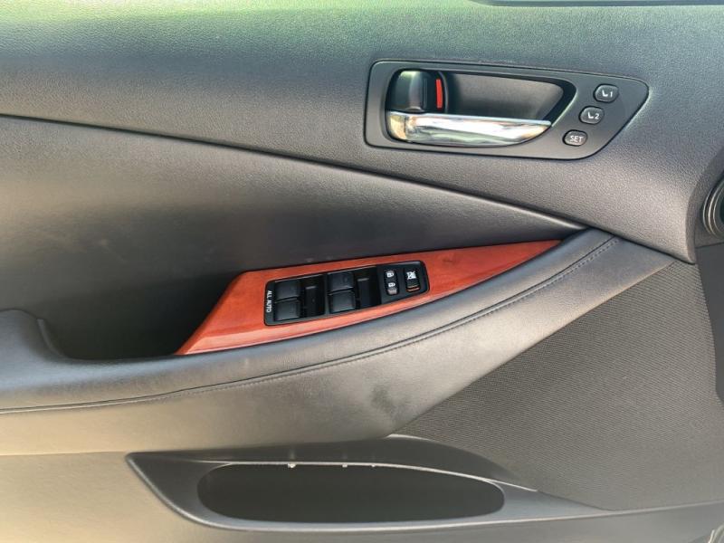 Lexus ES 350 2007 price $7,495