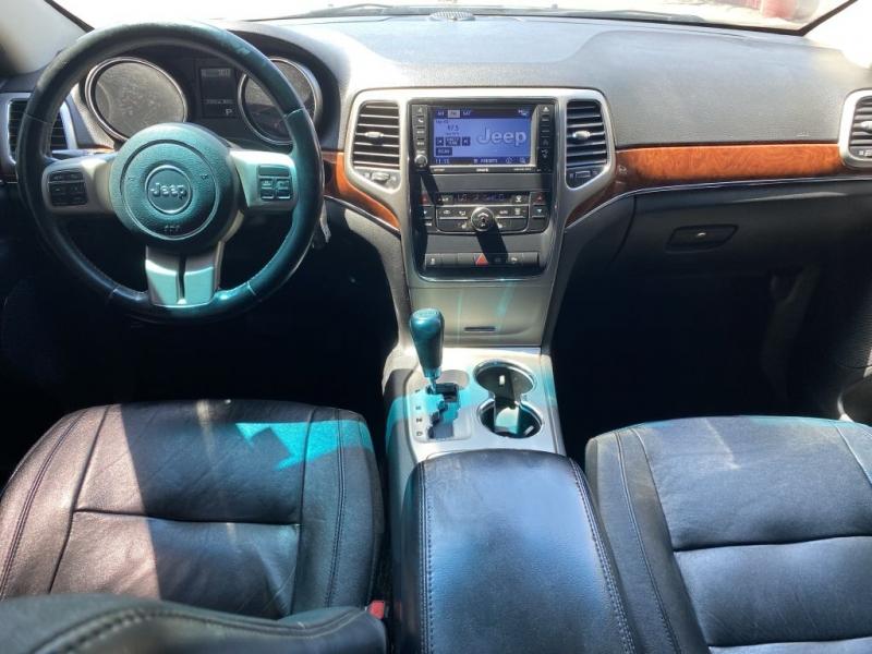 Jeep Grand Cherokee 2012 price $11,895