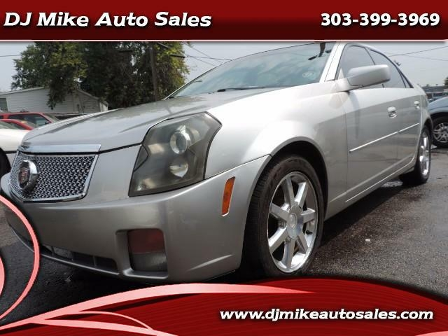 Mike Auto Sales >> 2005 Cadillac Cts Hi Feature V6 Inventory Dj Mike Auto