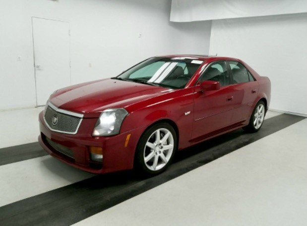 2005 cadillac cts v 400hp horsepower sales of florida. Black Bedroom Furniture Sets. Home Design Ideas